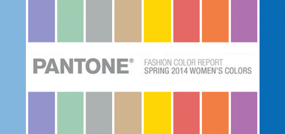 pantone i colori moda 2014